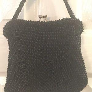 Vintage Corde' Bead purse
